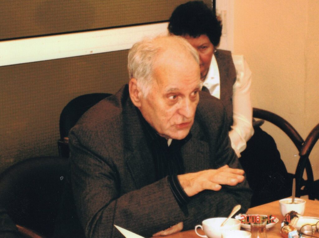 Вадим Межуев, 2010, Москва